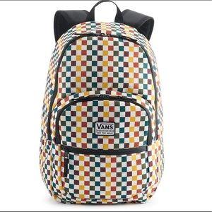 Vans motivee  Backpack, Marshmallow